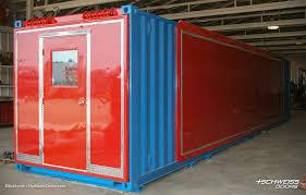 schweiss hydraulic container doors schweiss must see photos