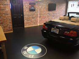 Laminate Flooring That Looks Like Brick Graphics Transform A Garage Where It All Started Lexjet Blog