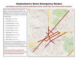 Map Of Bucks County Pa Doylestown Borough Bucks County Pennsylvania Pa