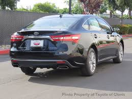 2017 new toyota avalon limited at toyota of clovis serving clovis