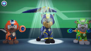 paw patrol flying rescue chapter 1 volcan leak