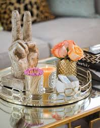 Coffee Table Tray Ideas Best 25 Mirrored Coffee Tables Ideas On Pinterest Home Living