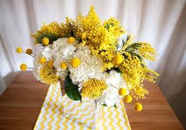 white floral arrangements beautiful floral arrangements yellow color combinations