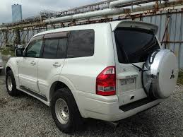 mitsubishi mauritius 2004 at mitsubishi pajero v73w for sale carpaydiem