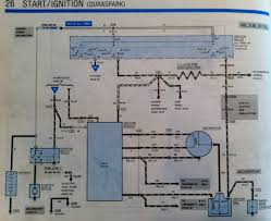 Ford 302 Distributor Wiring Diagram Wiring Diagram For 1987 Ford Truck Ford Truck Enthusiasts Forums