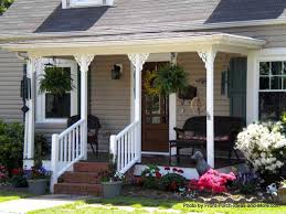 Front Patio Designs by Front Porch Pictures Small Front Porches Wicker Furniture And