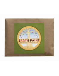 children u0027s earth paint eco friendly paint in nine 9 natural