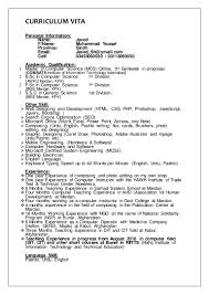 it example resume resume type words per minute how to write a resume using strong cv it example of a good cv design resume template doc format 883
