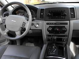 jeep compass limited interior jeep commander interior 2007 image 57