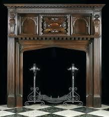 types of fireplaces stone fireplace inserts image stylish mantel
