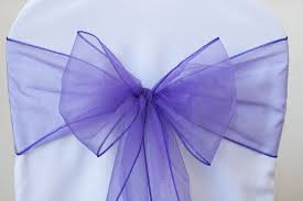 organza sashes jd events san diego wedding event design organza sashes jd