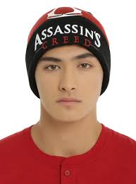 spirit halloween assassin s creed assassin u0027s creed logo beanie topic