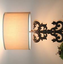 find out year a wrought iron table lamps made modern wall
