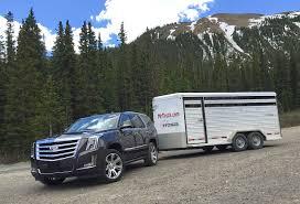 cadillac truck 2015 cadillac escalade vs 2015 ford f 150 3 5l ecoboost