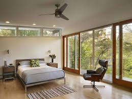Beautiful Modern Bedroom Designs - bedroom chic mid century bedroom design with white brick painted