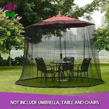 Mosquito Netting For Patio Umbrella Best Of Patio Umbrella With Netting And Square Offset Patio