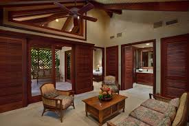 bedroom closet doors living room tropical with wood coffee table