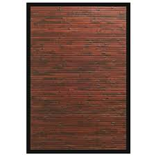 Bamboo Area Rug 6 X 9 Bamboo Area Rugs Rugs The Home Depot