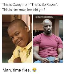 Thats So Meme - this is corey from that s so raven this is him now feel old yet