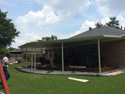 Aluminum Patio Covers Dallas Tx by Patio Covers Carroll Siding