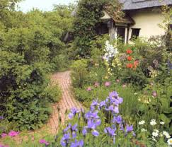 Cottages Gardens - lecture topics