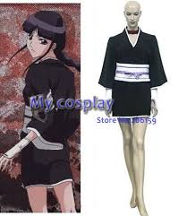Bleach Halloween Costumes Aliexpress Buy Anime Bleach Cosplay Bleach 12th Division