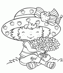 coloring pages for girlsfree coloring pages for kids free
