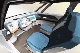volkswagen microbus 2016 interior volkswagen budd e concept first look motor trend