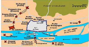 Show Me A Map Of France by In Joan Of Arc U0027s Footsteps