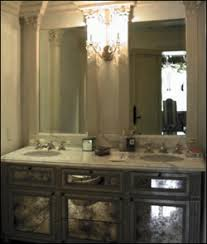 Custom Bathroom Mirror Green S Glass Screen Mirrors Custome Mirrors Mirror Walls