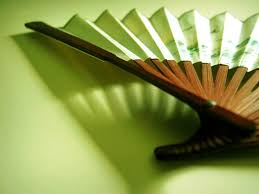 custom paper fans custom paper fans 8 places to use them