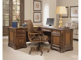 Computer Desk With Return Furniture Home Office Brookhaven Executive L Right Return