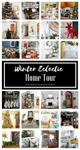winter eclectic home tour french u0026 french interiors