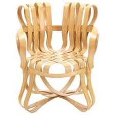 Check Armchair Cross Check Bent Plywood Arm Chair By Frank Gehry For Knoll At 1stdibs