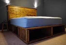 Building Platform Bed 27 Build Platform Bed With Storage Easy To Build Platform Bed