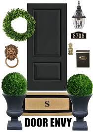 Outside Entryway Decor Best 25 Front Door Entrance Ideas On Pinterest Diy Exterior