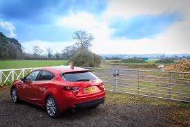 mazda 3 review mazda 3 165ps sport nav review by motor verso n a wonder