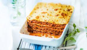 plat cuisiné picard lasagnes à la bolognaise surgelés les plats cuisinés picard