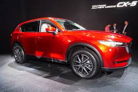 mazda x5 2017 mazda cx 5 debuts with new look promised diesel