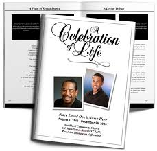 funeral booklet templates funeral booklet templates large tabloid memorial programs