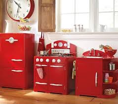 pink retro kitchen collection pink all in 1 retro kitchen pottery barn
