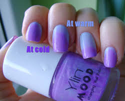 Purple Mood Mood Color Changing Nail Polish Slybury Com