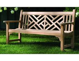 Chinese Chippendale Bench Bate Chippendale Bench Ch40