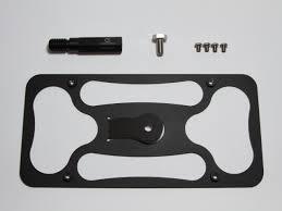 lexus is250 f sport license plate lexus platypus pro series license plate mount cravenspeed com