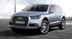 audi suvs models future cars audi sharpens its scalpel for q7 suv