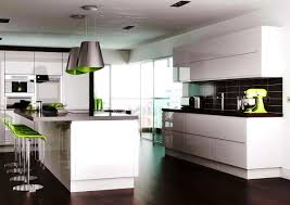 Thermofoil Kitchen Cabinet Doors Bathroom Divine The Stylish High Gloss White Kitchen Cabinets