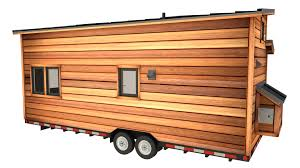 Pop Up Tiny House by The Cider Box Modern Tiny House Plans For Your Home On Wheels