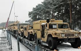 us soldiers prepare for training with nato partners in estonia