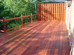 tigerwood decking tigerwood deck abs wood