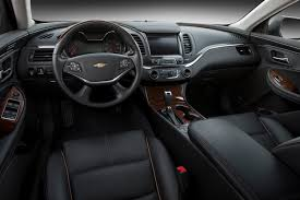 Ford Taurus Interior Chevrolet Impala Vs Ford Taurus